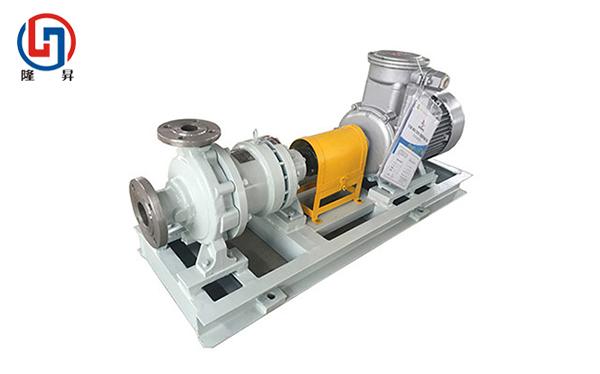 常熟HIC不锈钢化工磁力泵