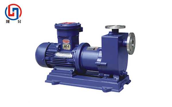 常熟ZCQ型自吸式磁力泵