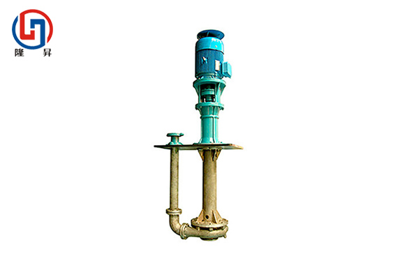 PLC悬臂式脱硫液下泵