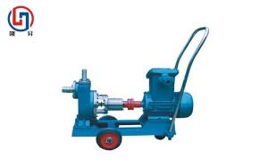 常熟JMZ型移动式不锈钢自吸泵