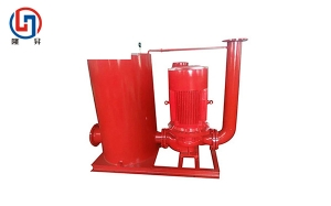 TWZB立式同步排吸泵