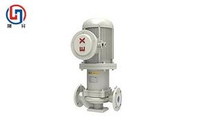HCLF无泄漏衬氟磁力管道泵