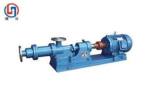 1-1B型螺杆泵(浓浆泵)