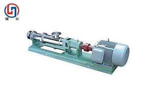 不锈钢螺杆泵G型
